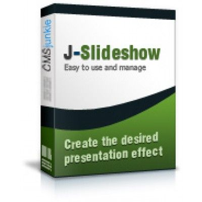 J-Slideshow Flash Module - Joomla Extensions - CMS Junkie
