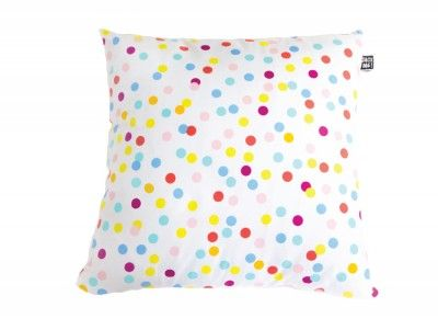 Confetti and Sprinkles cushion! Shop from www.sackme.com.au