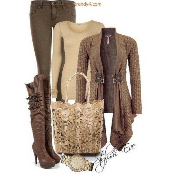 Winter Clothes For Teenage Girls 2014 cool outfits for teena...