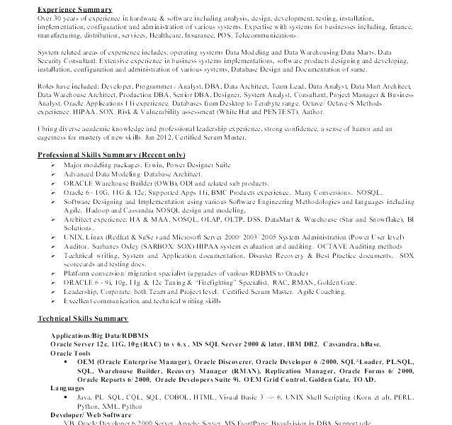 data warehouse architect resume data warehouse resume data