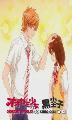 Ookami Shoujo to kuro ouji Manga Capítulos Completos - Mangas Nuevos