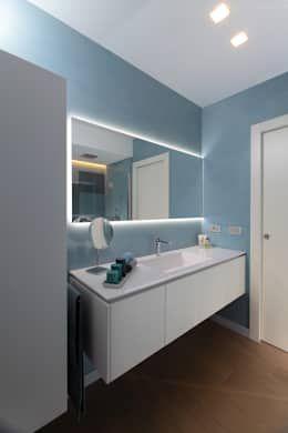 Fotos de casas de banho pequenas... https://www.homify.pt/livros_de_ideias/2532349/37-fotografias-de-casas-de-banho-pequenas-mas-lindas