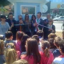 Inaugurazione della seconda Casa dell'Acqua nel Comune di Cesenatico #casadellacqua #nuova #risparmio #ambiente #famiglie