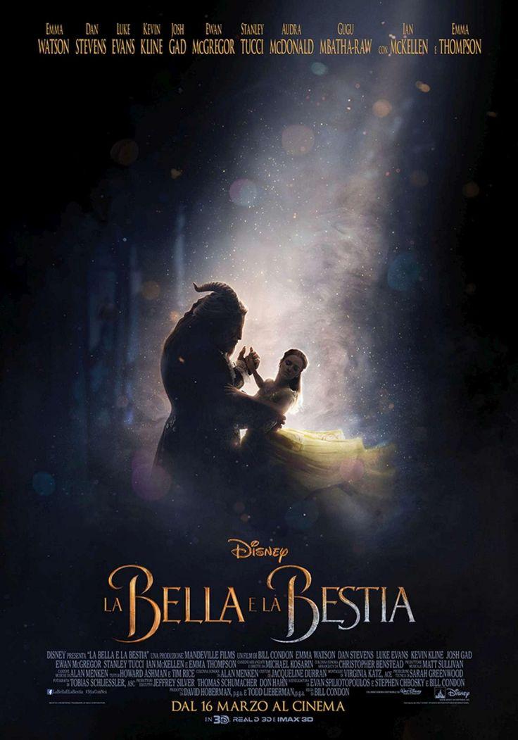 La Bella e la Bestia (2017) | Poster Italiano