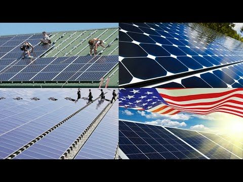 Watch How The Fast Growing Renewable Energy Industry is Affected by US High Tariff