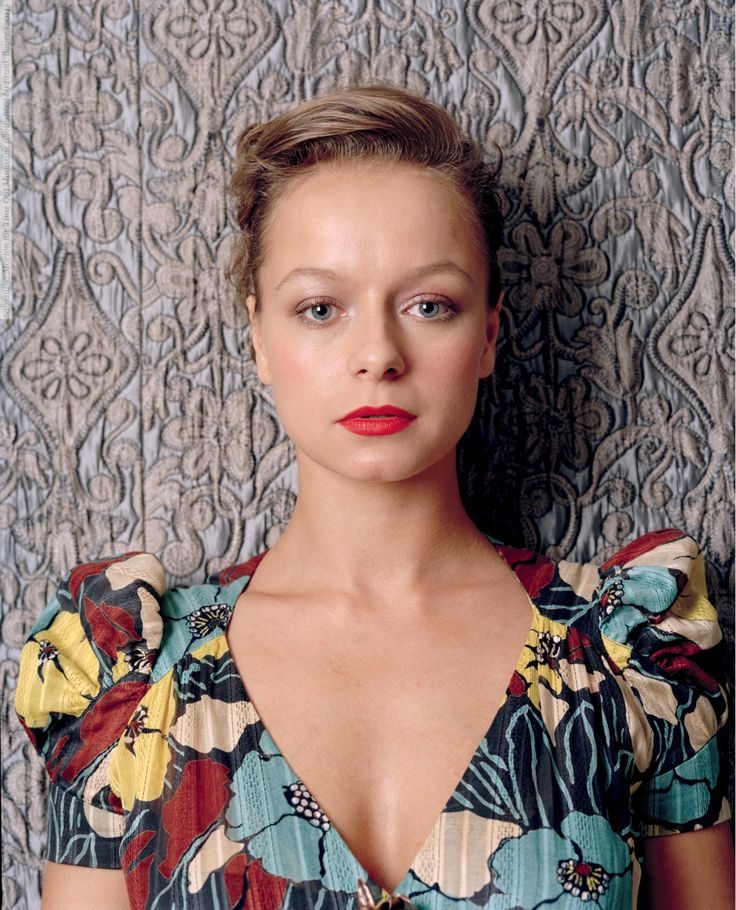 Samantha Morton photographed by Frank Bauer for Time Out Magazine, 2011
