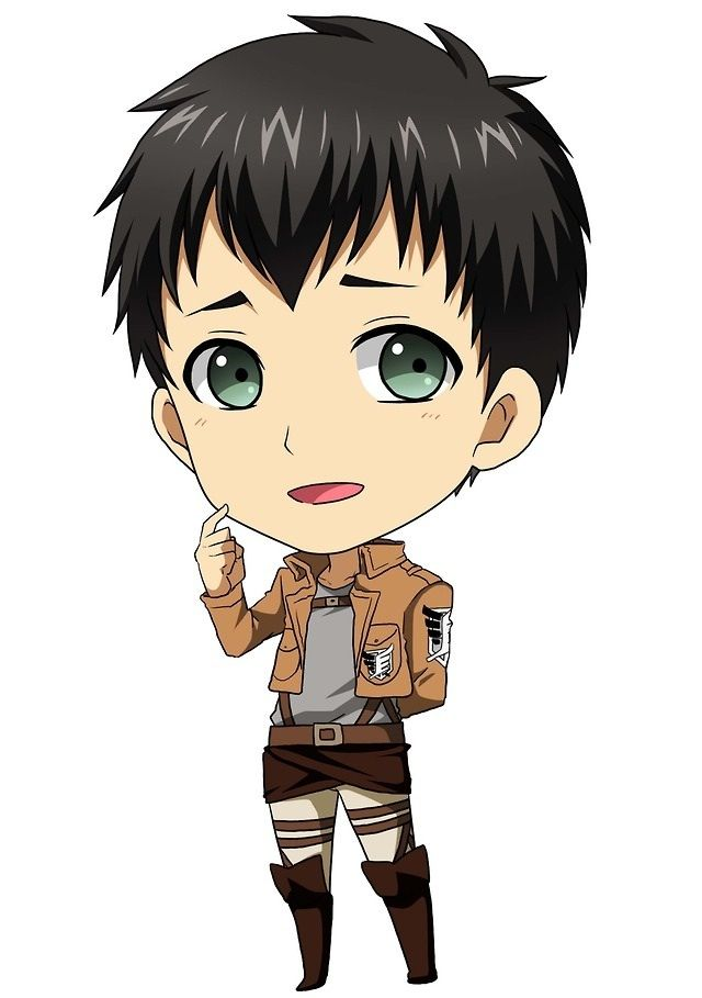 223 best images about attack on titan on pinterest chibi
