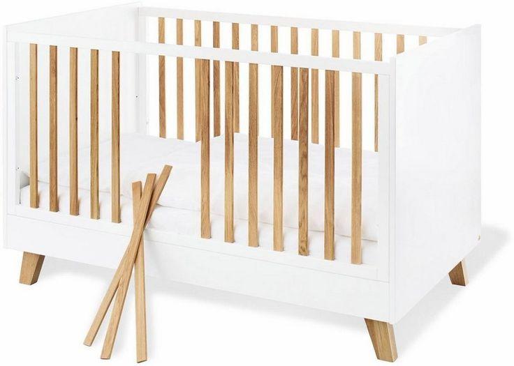 Pinolino Kinderbett »Pan« für 439,00€. Gesamtaußenmaße (B/T/H): 145/75/93 cm, Mit Schlupfsprossen bei OTTO