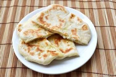 » Pane naan al formaggio Ricette di Misya - Ricetta Pane naan al formaggio di Misya
