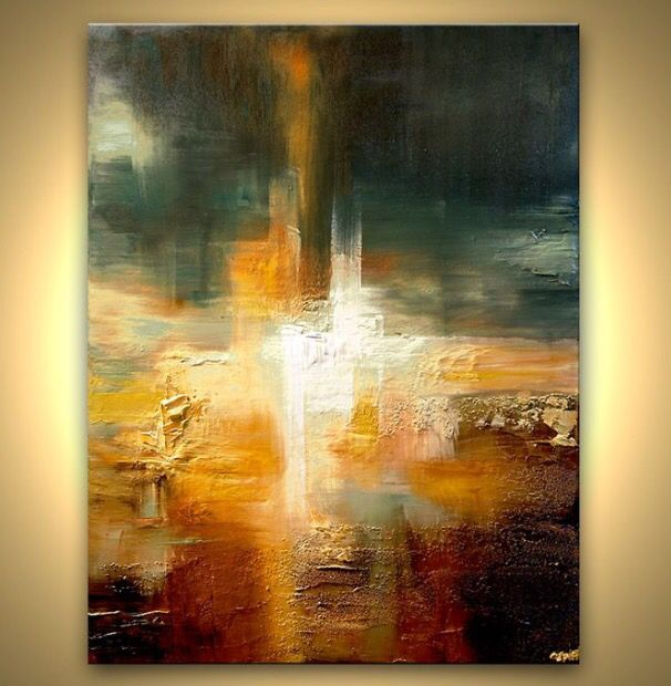 12 best Wall art images on Pinterest | Painting abstract, Abstract ...