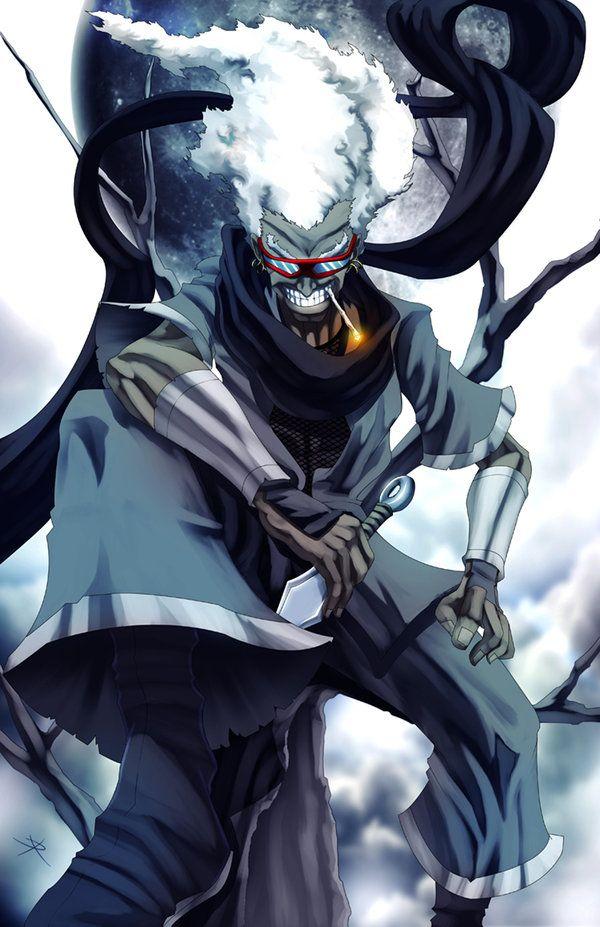 Ninja Ninja Afro Samurai  by *digitalninja