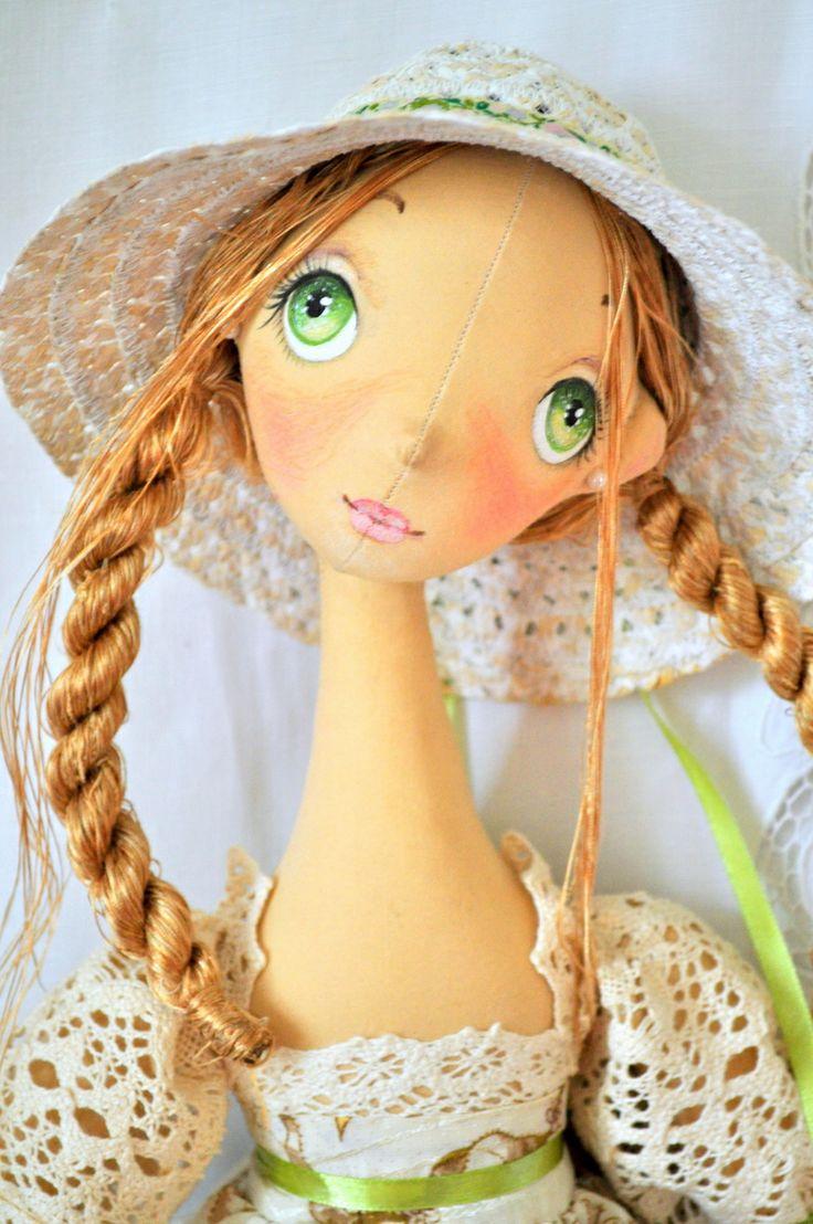 Выкройка кукол татьяны пущиной