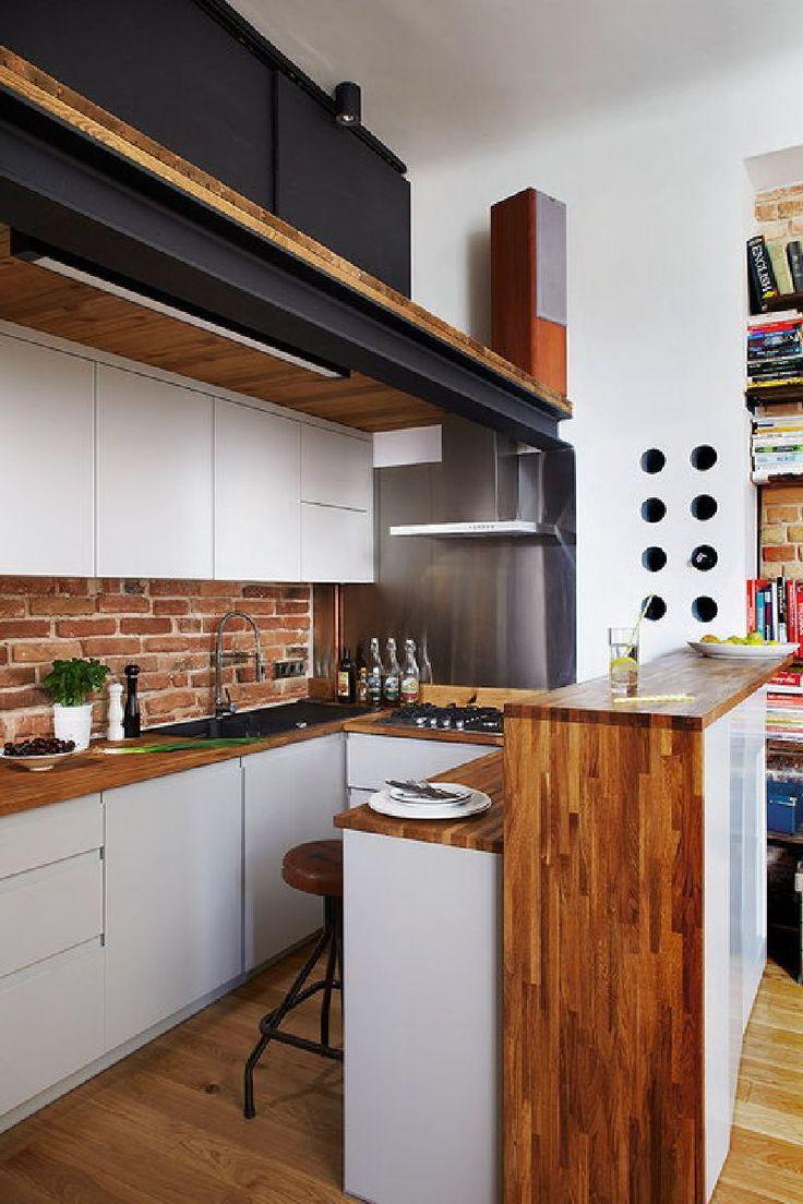 adelaparvu.com despre apartament 2 camere 54 mp, design interior Agnieszka Żyła, Foto Cztery Kąty (12)