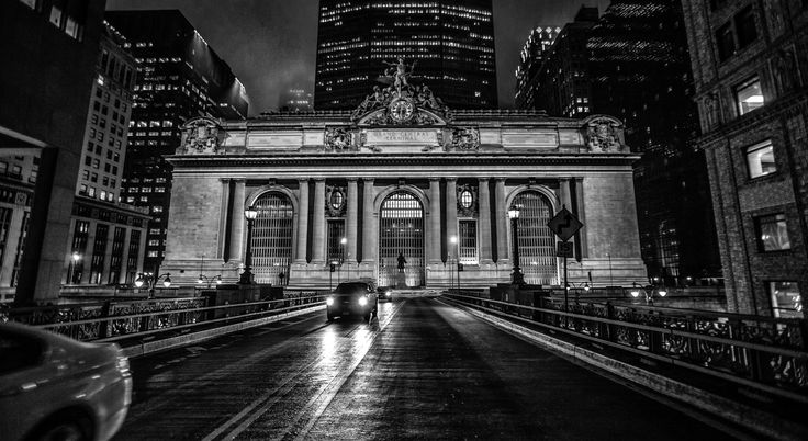 Grand Central Station.. You won't see this shot very much...