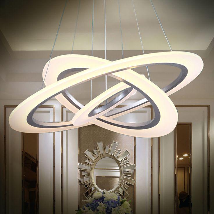 Acryl LED 70W Kronleuchter Hängeleuchte Pendelleuchte Deckenlampe Modern  Lüster | Möbel U0026 Wohnen, Beleuchtung,