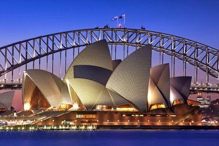 #OperaHouse #Sydney #Australia