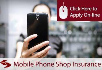Mobile Phone Shop Insurance