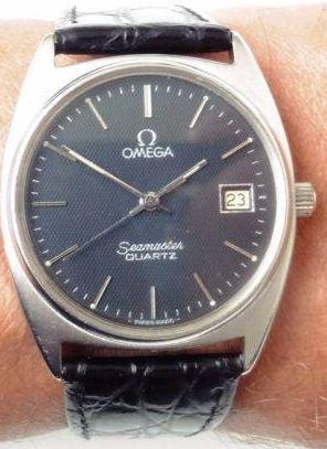 Omega Seamaster Quartz 1979