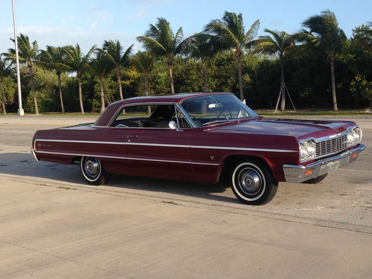 1964 Chevy Impala All original with under 41,000 original miles on matching numbers 283