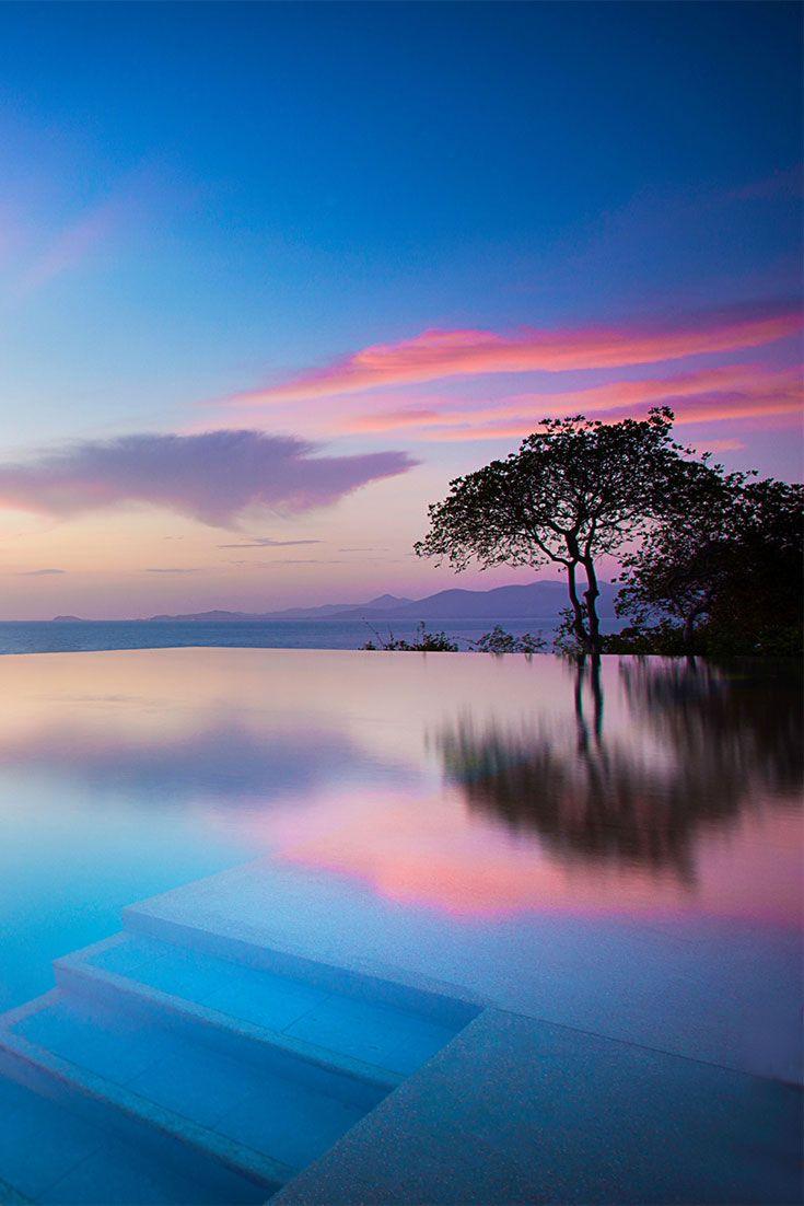 Boutique Hotel Koh Samui, Thailand, Six Senses Samui - Main Pool.