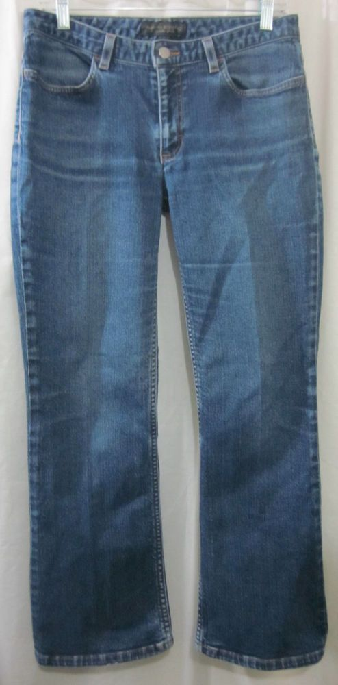 Banana Republic Jeans Size 10 Boot Cut 30x28 Free Shipping #BananaRepublic #BootCut