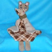 Cuddle Blankie-Bear | All Sew Crafty
