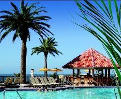 7. Holiday Inn Hotel & Suites Clearwater Beach #SeaBlues #BeatTheWinterBlues