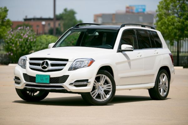 2013 Mercedes-Benz GLK350 popular with buyers
