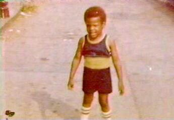 A Young Jay-Z...#themsocksthough #kneeknockers...Lol!