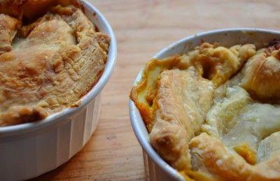 about vegetarian pot pies on Pinterest | Pot pies, Vegetarian pot pies ...