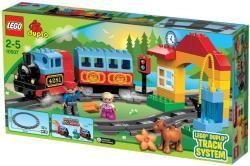 LEGO Duplo - Ville - Első vasútkészletem (10507)