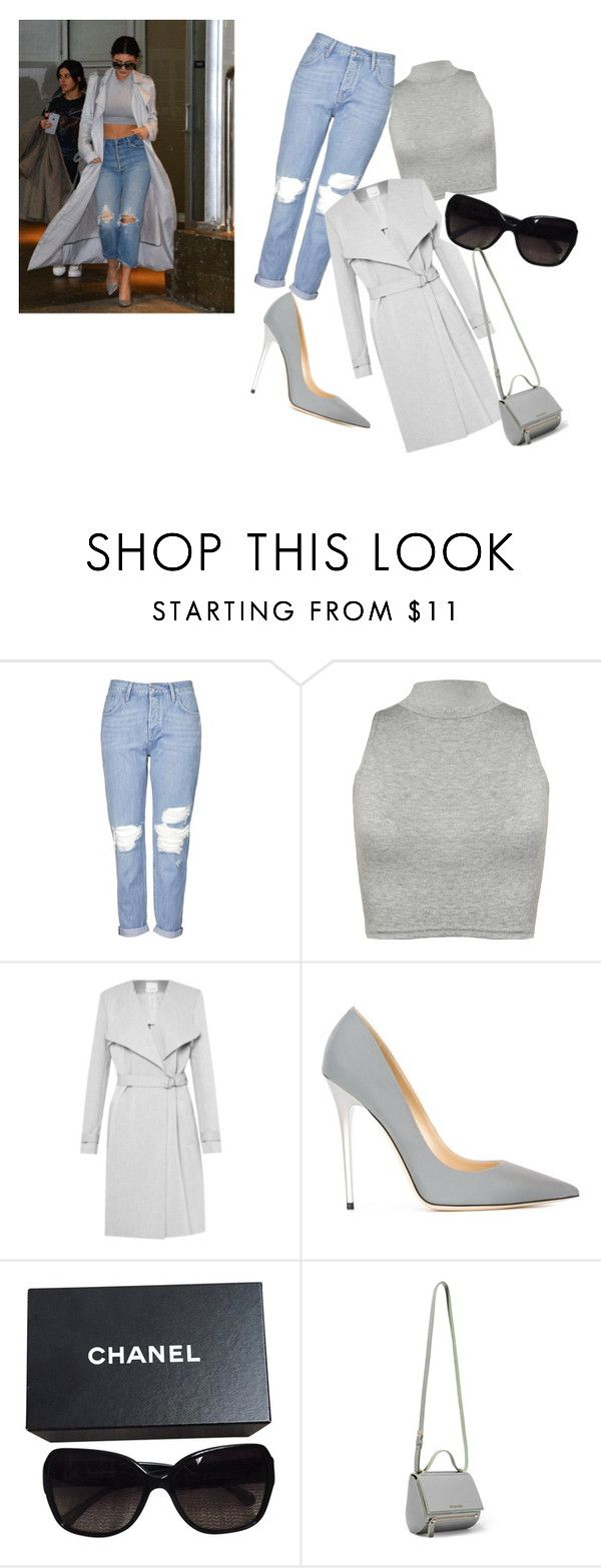 """Kyle Jenner"" by maddy-lane235 on Polyvore featuring Topshop, WearAll, Great Plains, Jimmy Choo, Chanel and Givenchy"