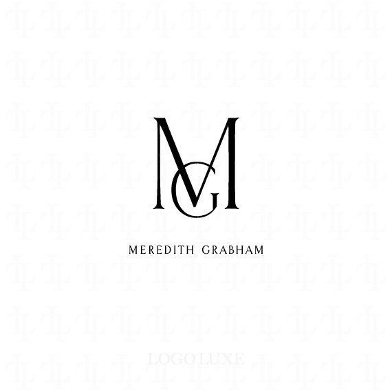 "I like this logo because it is a simple and clean design. I like how the image is simply the letter ""M"" with a smaller letter ""G"" connected, overlaying over the letter ""M."" It creates a very professional feel."