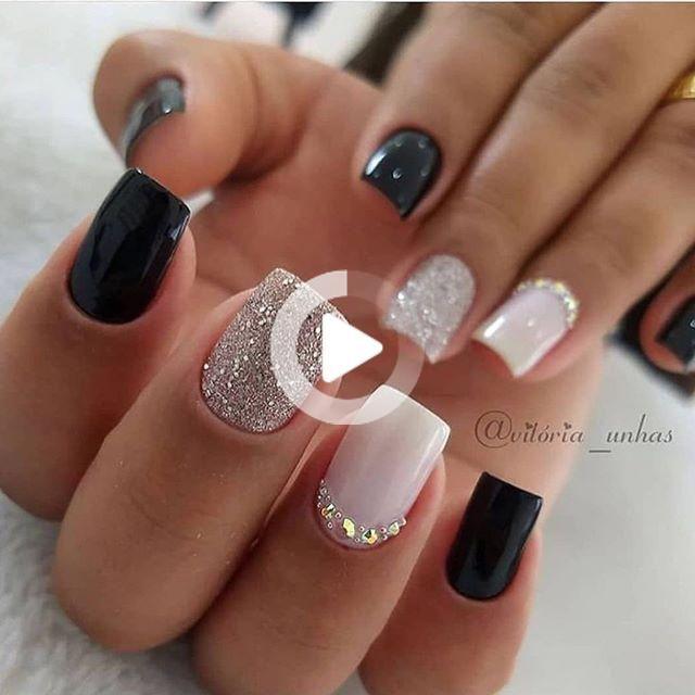 Pin Su Winter Nails