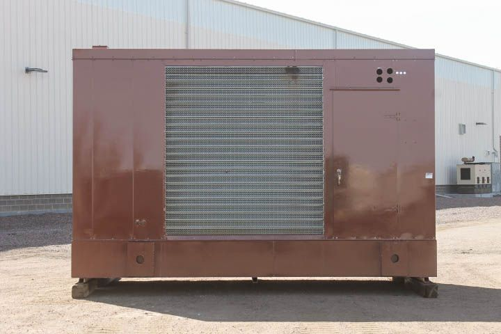 For Sale! Unit # 87529 Caterpillar 1000 kW Standby Diesel Generator Set Model SR4B, Year 2004, 371 hours run since new, 480 Volt, 3 Phase, Auto Start/Stop, Safety Shutdown, 24 Volt Alternator, Dry Pack Air Cleaner, 1600 Amp Circuit Breaker, Tank Type Block Heater, Digital Engine and Generator Control Panel. Call for more info! (800)853-2073 http://www.dieselserviceandsupply.com/Used-Generators/Caterpillar-1000-87529.aspx