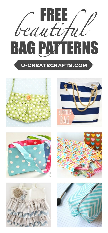 245 best pocket book patterns images on pinterest many free beautiful bag patterns jeuxipadfo Gallery