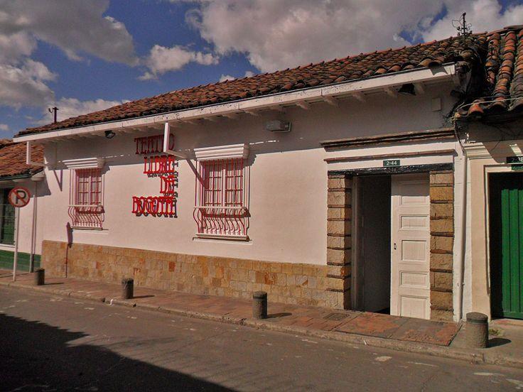 Teatro Libre de Bogotá y Teatro La Candelaria