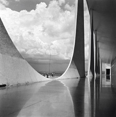 Brasilia under construction