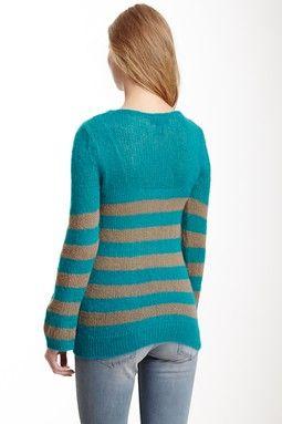 Striped Classic Pullover