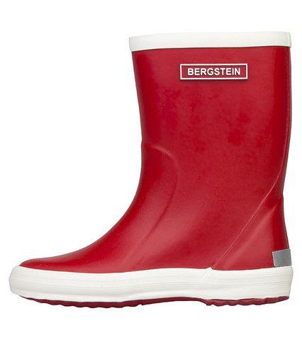 Bergstein Gumboots Red