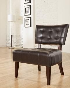 Matrix Showood Accent Chair Chocolate