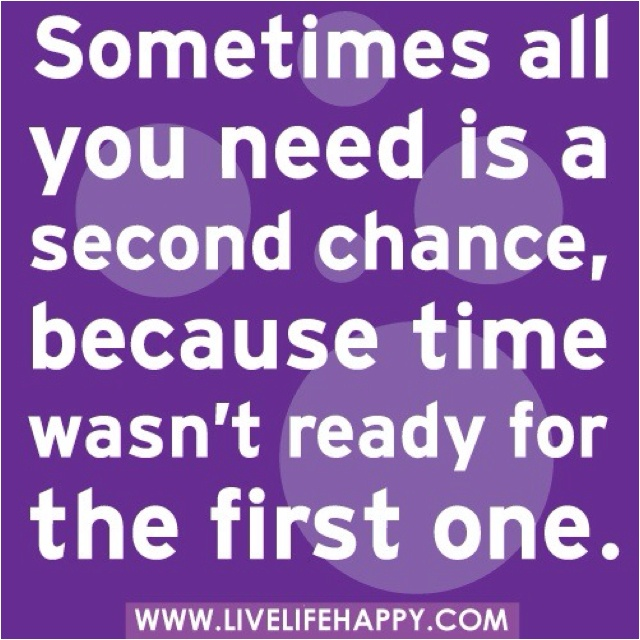 Second Chances For Love Quotes, Inspiration, Stuff, True Love, 2Nd Chances, Wisdom, Truths, So True, Sayin