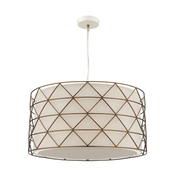 Buy Eglo Lightings Chipsy 3 Light Pendant - 90033 at