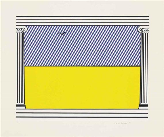 Roy Lichtenstein, Liberté