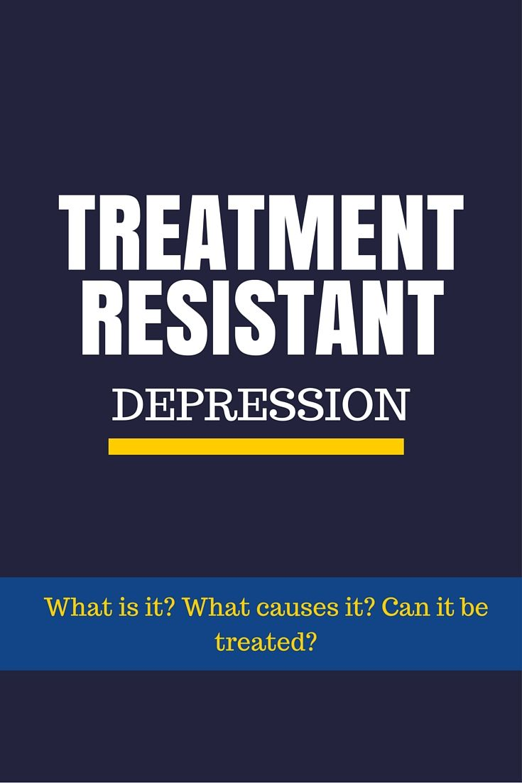 Treatment resistant depression can often be misdiagnosed as Bipolar Disorder. Many people spend years trying various treatment options, only to get frustrated when nothing seems to work.  The good news is there are effective treatment options.