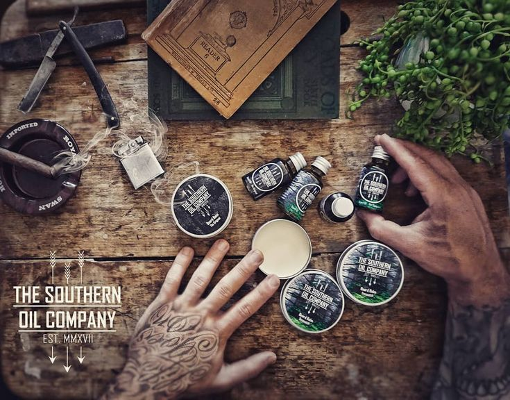 High quality beard care. Hand crafted. Made to order. All natural. All Tasmanian.