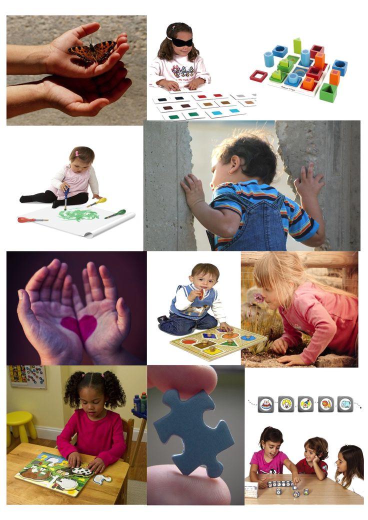Terapias para los niños con trastornos del espectro autista: ABA, RDI, Terapias de Integración Sensorial.