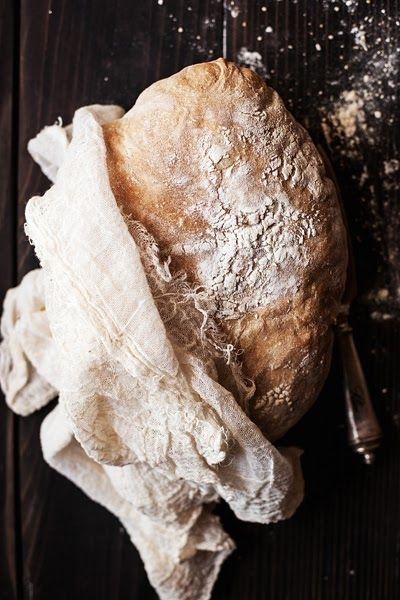 Bread Toscano (senza sale) (without salt)