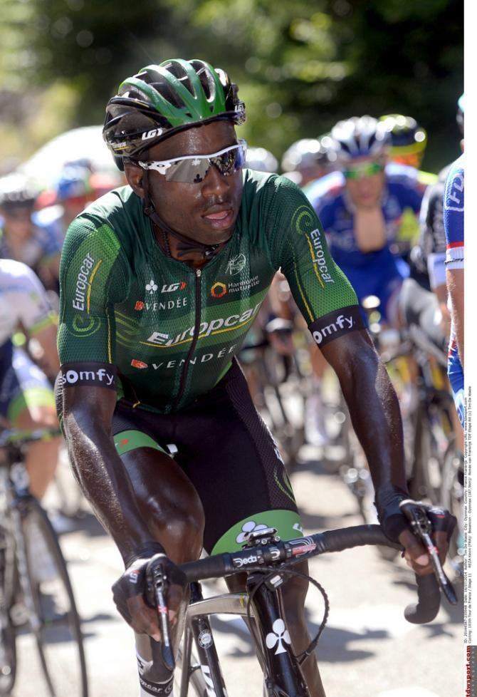 Stage 11: Besançon - Oyonnax 187.5km - Kevin Reza (Europcar)