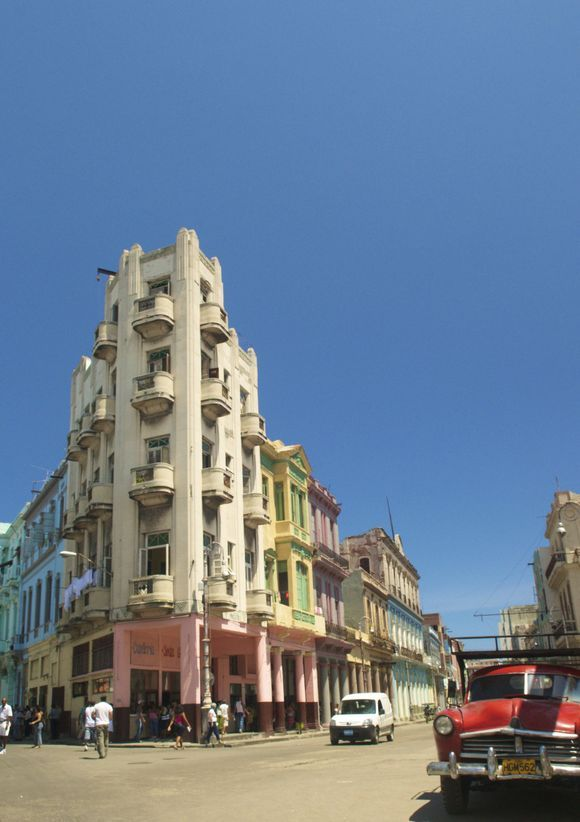 In spite of everything, I love Cuba! Photo Carlos R. Martinez